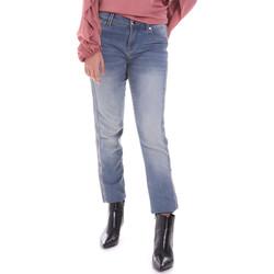 Oblačila Ženske Jeans Gaudi 021BD26015 Modra
