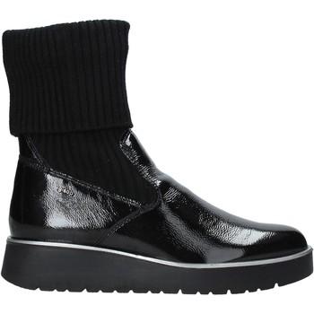 Čevlji  Ženske Polškornji IgI&CO 6151100 Črna