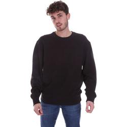 Oblačila Moški Puloverji Calvin Klein Jeans J30J315702 Črna