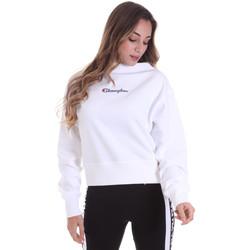 Oblačila Ženske Puloverji Champion 113189 Biely
