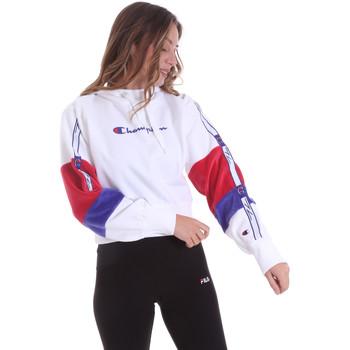 Oblačila Ženske Puloverji Champion 113338 Biely