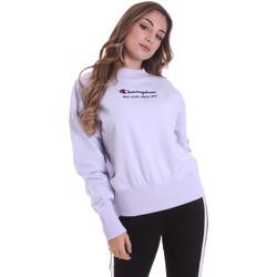 Oblačila Ženske Puloverji Champion 113314 Roza