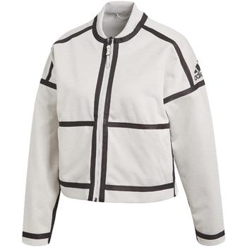 Oblačila Ženske Športne jope in jakne adidas Originals CF1465 Biely