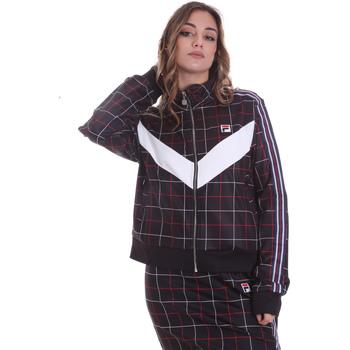 Oblačila Ženske Športne jope in jakne Fila 687850 Črna