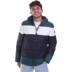 Oblačila Moški Puhovke Gaudi 021GU35013 Zelena