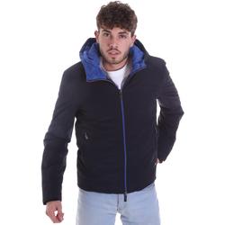 Oblačila Moški Puhovke Gaudi 021GU35003 Modra