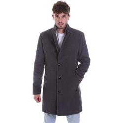 Oblačila Moški Plašči Gaudi 021GU35065 Siva