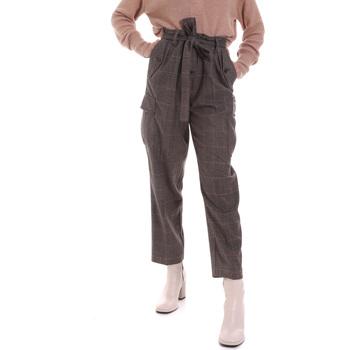 Oblačila Ženske Hlače Liu Jo WF0203 T4523 Rjav