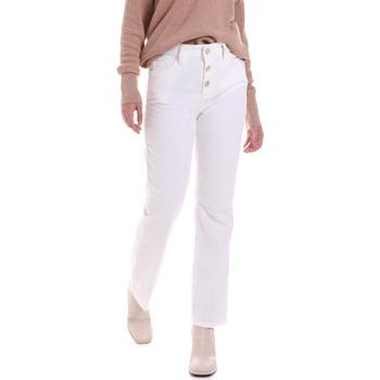 Oblačila Ženske Jeans Liu Jo WF0312 T4590 Biely