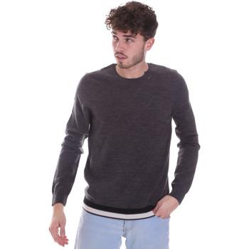 Oblačila Moški Puloverji Gaudi 021GU53022 Siva