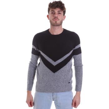 Oblačila Moški Puloverji Gaudi 021GU53082 Siva
