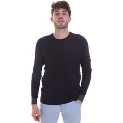 Oblačila Moški Puloverji Gaudi 021GU53006 Modra