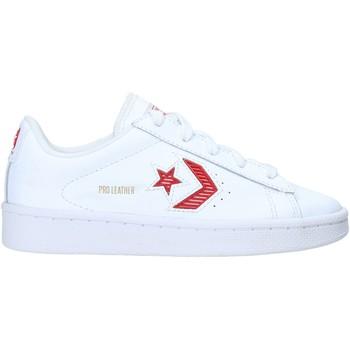 Čevlji  Otroci Nizke superge Converse 368404C Biely
