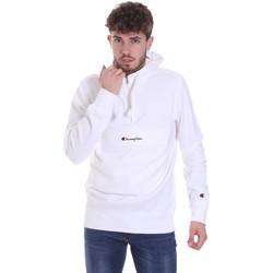 Oblačila Moški Puloverji Champion 214722 Biely