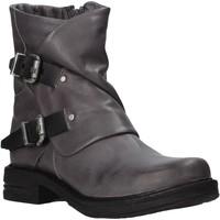 Čevlji  Ženske Gležnjarji Bueno Shoes 8K3502 Siva