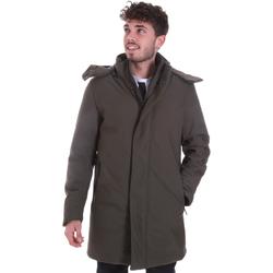 Oblačila Moški Plašči Sseinse GBI684SS Zelena