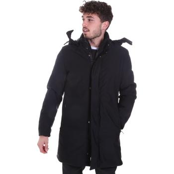 Oblačila Moški Plašči Sseinse GBI684SS Črna