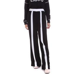 Oblačila Ženske Hlače Liu Jo TF0134 T8423 Črna