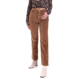 Oblačila Ženske Hlače s 5 žepi Liu Jo WF0312 T4590 Rjav