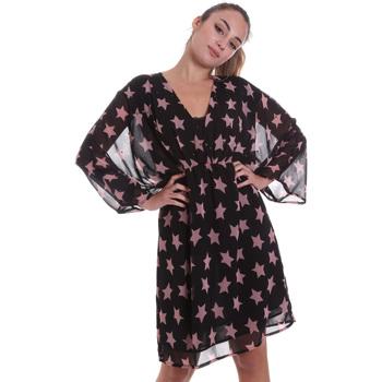 Oblačila Ženske Kratke obleke Liu Jo WF0193 T0110 Črna