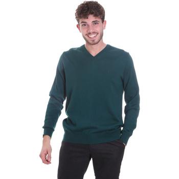 Oblačila Moški Puloverji Navigare NV11006 20 Zelena