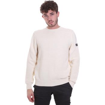 Oblačila Moški Puloverji Navigare NV10325 30 Biely