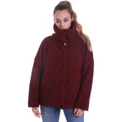 Oblačila Ženske Plašči Liu Jo MF0125 MA27J Rdeča