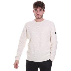 Oblačila Moški Puloverji Navigare NV10303 30 Biely