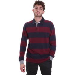 Oblačila Moški Majice & Polo majice Navigare NV30029 Rdeča