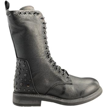 Čevlji  Ženske Polškornji Bueno Shoes 9M1702 Črna