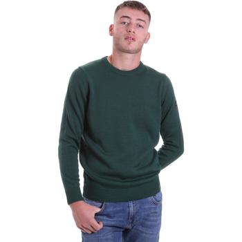 Oblačila Moški Puloverji Navigare NV12002 30 Zelena