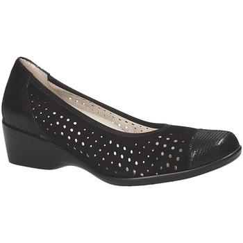 Čevlji  Ženske Balerinke Melluso R30520 Črna