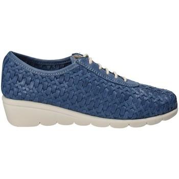 Čevlji  Ženske Čevlji Richelieu The Flexx C2501_28 Modra