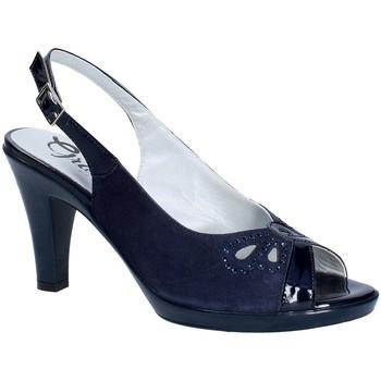 Čevlji  Ženske Salonarji Grace Shoes E8174 Modra
