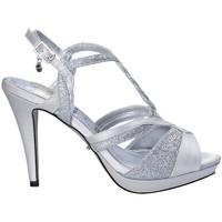 Čevlji  Ženske Sandali & Odprti čevlji Osey SA0559 Siva