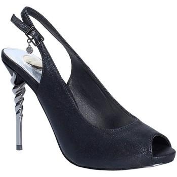 Čevlji  Ženske Salonarji Osey SA0554 Črna
