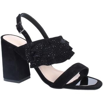 Čevlji  Ženske Sandali & Odprti čevlji Alma En Pena V18281 Črna
