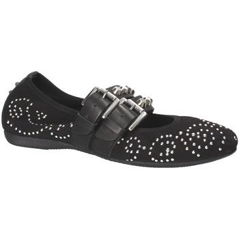 Čevlji  Ženske Balerinke Mally 6097 Črna