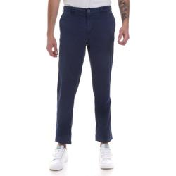 Oblačila Moški Hlače Chino / Carrot Navigare NV55183 Modra