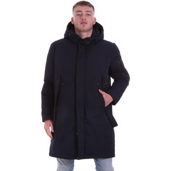 Oblačila Moški Plašči Antony Morato MMCO00691 FA600199 Modra