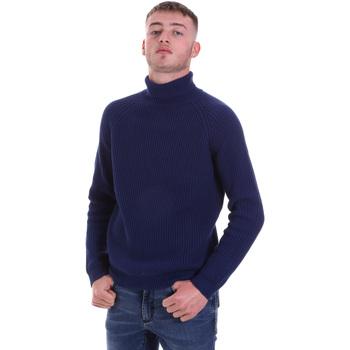 Oblačila Moški Puloverji Antony Morato MMSW01141 YA200066 Modra