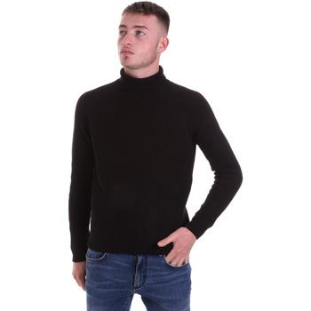 Oblačila Moški Puloverji Antony Morato MMSW01141 YA200066 Črna