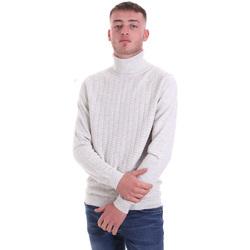 Oblačila Moški Puloverji Antony Morato MMSW01151 YA200066 Biely