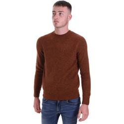 Oblačila Moški Puloverji Antony Morato MMSW01107 YA500063 Rjav