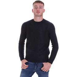 Oblačila Moški Puloverji Antony Morato MMSW01107 YA500063 Modra