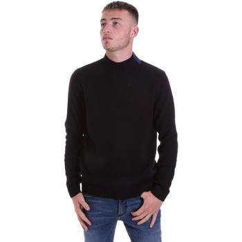 Oblačila Moški Puloverji Antony Morato MMSW01138 YA400133 Črna