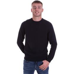 Oblačila Moški Puloverji Antony Morato MMSW01149 YA200066 Modra