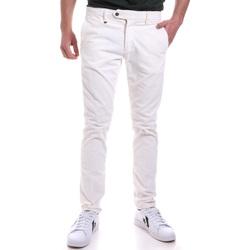 Oblačila Moški Hlače Chino / Carrot Antony Morato MMTR00572 FA310002 Biely