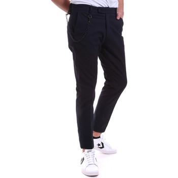 Oblačila Moški Hlače Chino / Carrot Antony Morato MMTR00591 FA850248 Modra
