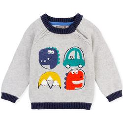Oblačila Otroci Puloverji Losan 027-5004AL Siva